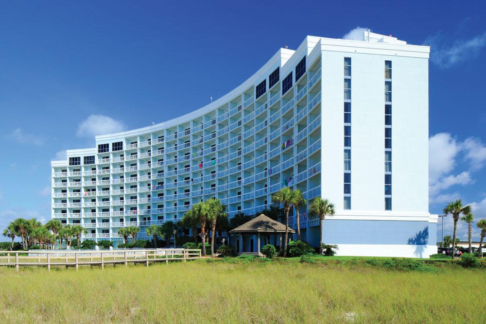 Island House Hotel, Orange Beach AL